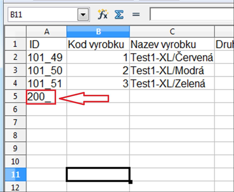 8c01a9e6bb 31. Export a import variant produktů a tvorba nových variant pomocí ...
